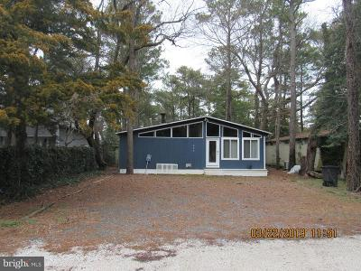 Dewey Beach Single Family Home For Sale: 205 Jersey Street #2406
