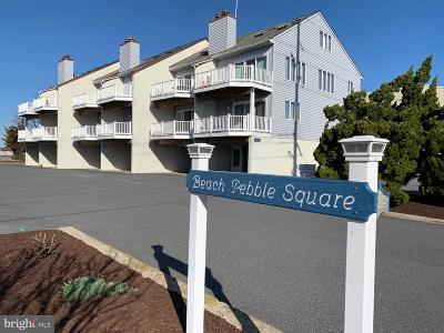Bethany Beach Townhouse For Sale: 39722 Beach Pebble Square #8