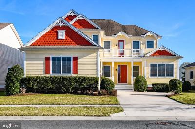 Selbyville Single Family Home For Sale: 36269 Sunflower Boulevard