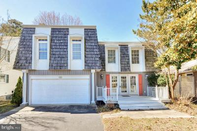 Rehoboth Beach Single Family Home For Sale: 320 Stockley Street