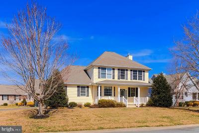 Rehoboth Beach Single Family Home For Sale: 12 Corofin Lane