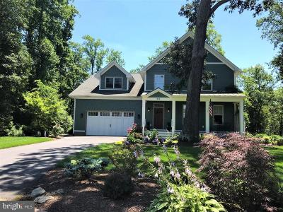 Milton Single Family Home For Sale: 212 Ridge Road