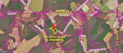 Ellendale Residential Lots & Land For Sale: Tbd Truitt Road