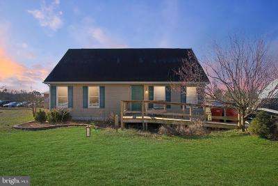 Seaford Single Family Home For Sale: 105 E 7th Street