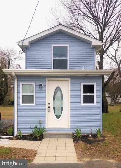 Seaford Single Family Home For Sale: 809 Lincoln Street