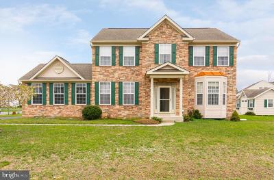 Selbyville Single Family Home For Sale: 1 Brinkley Court