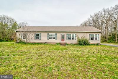 Greenwood Single Family Home For Sale: 11487 C And D Farm Lane