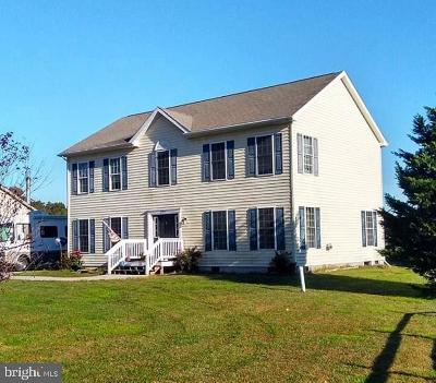 Sussex County Single Family Home For Sale: 36073 Zion Church Road