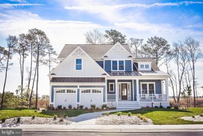 Selbyville DE Single Family Home For Sale: $1,034,990