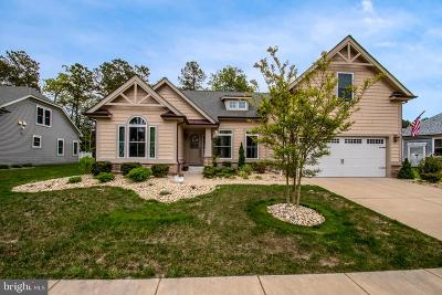 Single Family Home For Sale: 38690 Oyster Catcher Drive