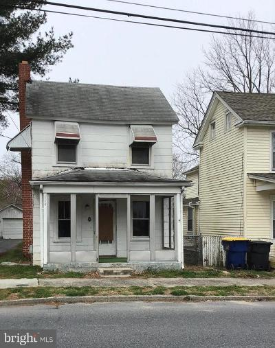 Milford Single Family Home For Sale: 114 Marshall Street