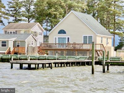 Dagsboro Single Family Home For Sale: 33449 Calcutta Cove