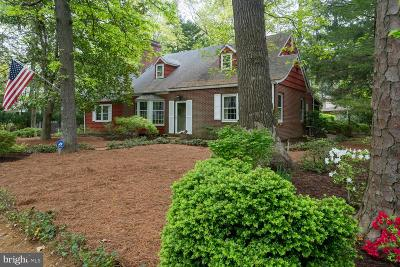 Rehoboth Beach Single Family Home For Sale: 76 Tidewaters Road