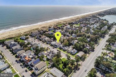Rehoboth Beach DE Single Family Home For Sale: $2,095,000