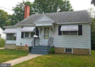 Milford Single Family Home For Sale: 315 Marshall Street