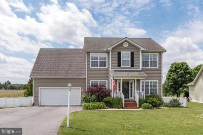 Lewes Single Family Home For Sale: 30932 Clubhouse Circle