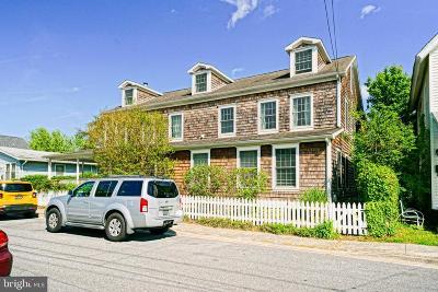 Single Family Home For Sale: 327 Chestnut Street