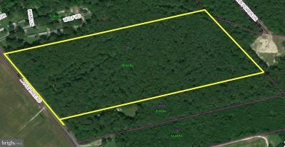 Bridgeville Residential Lots & Land For Sale: Lot 1 Apple Tree Rd