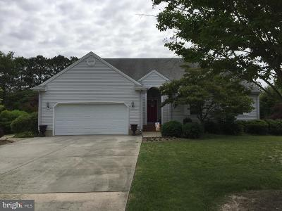 Seaford Single Family Home For Sale: 6245 Stefland Drive