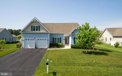 Lewes Single Family Home For Sale: 22596 Ramble Road