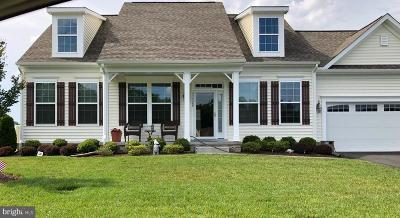 Selbyville Single Family Home For Sale: 38537 Blue Hen Drive