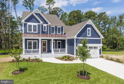 Selbyville Single Family Home For Sale: 30080 Sanctuary Drive #167
