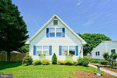 Rehoboth Beach Single Family Home For Sale: 37417 4th Street