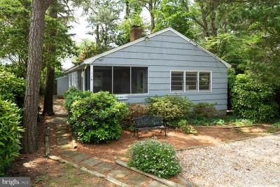 Rehoboth Beach DE Single Family Home Under Contract: $485,000