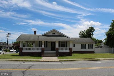 Delmar Single Family Home Under Contract: 200 N Bi State Boulevard