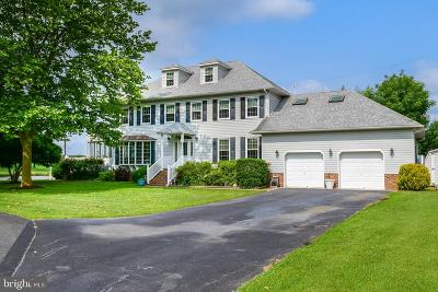 Sussex County Single Family Home For Sale: 37816 Crab Bay Lane