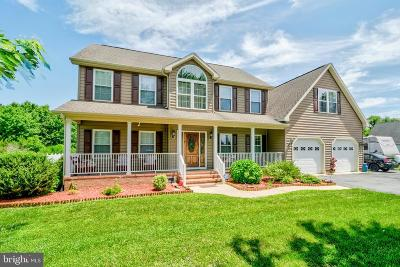 Seaford Single Family Home For Sale: 111 N Paula Lynne Drive