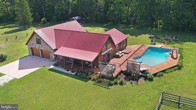 Ellendale Single Family Home For Sale: 16517 Beaver Dam Road