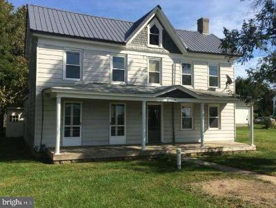 Sussex County Single Family Home For Sale: 8427 Front Street