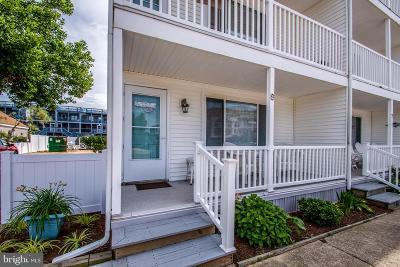 Dewey Beach Condo For Sale: 24 Dickinson Avenue #8A