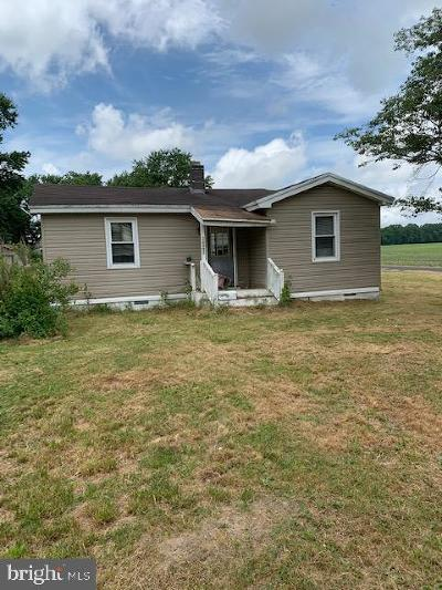 Delmar Single Family Home Under Contract: 34492 Rider Road