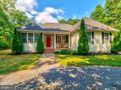 Milton Single Family Home For Sale: 16887 Sand Hill Road