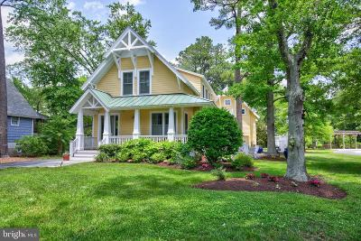 Sussex County Single Family Home For Sale: 809 Garfield Parkway