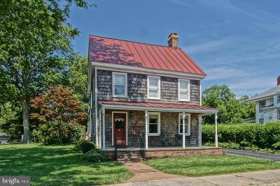 Lewes Single Family Home For Sale: 618 Kings Highway