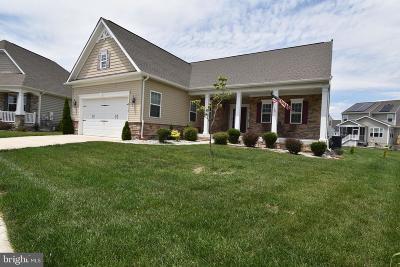 Millsboro Single Family Home For Sale: 25327 Shelby Court