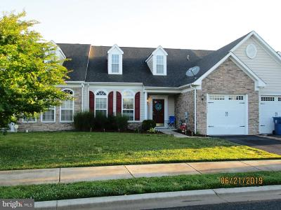 Selbyville Townhouse For Sale: 37480 Oliver Drive
