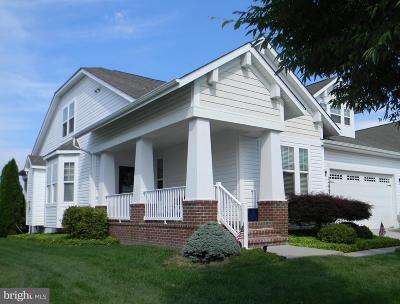 Millsboro Single Family Home For Sale: 24862 Magnolia Circle