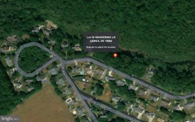 Residential Lots & Land For Sale: Lot 30 Wandering Lane