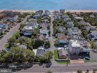 Rehoboth Beach Single Family Home For Sale: 39 Beach Avenue