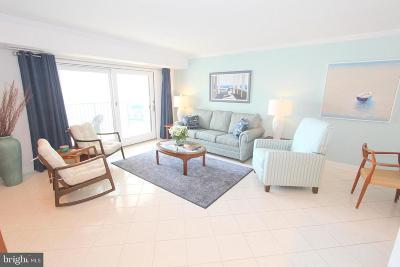 Rehoboth Beach Condo For Sale: 527 N Boardwalk #313