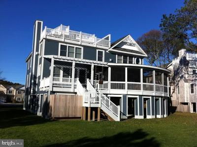 Rehoboth Beach Single Family Home For Sale: 29 Holly Road
