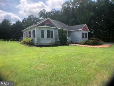 Georgetown Single Family Home For Sale: 13566 Gravelly Branch Road