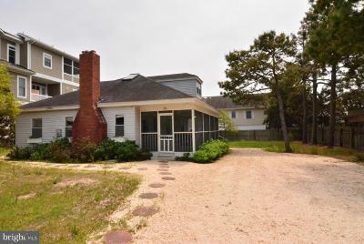 Dewey Beach Single Family Home For Sale: 36 Collins Street