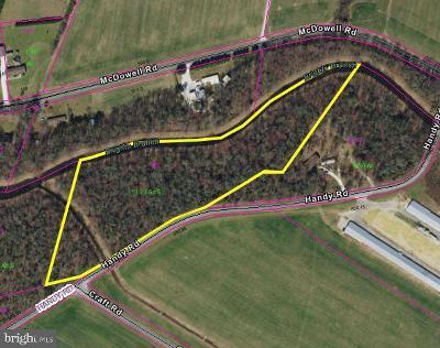 Bridgeville Residential Lots & Land For Sale: Lot 1 Handy Road