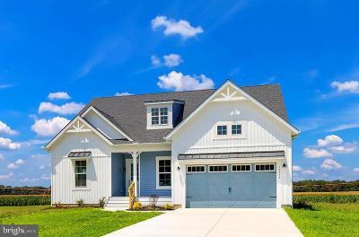 Milton Single Family Home For Sale: 26043 Marys Lane