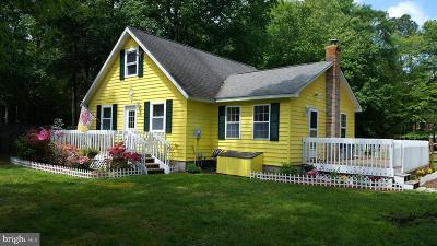 Ocean View Single Family Home For Sale: 31459 Railway Road